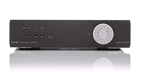 Musical Fidelity Phonovorverstärker MX-VYNL MM+MC schwarz