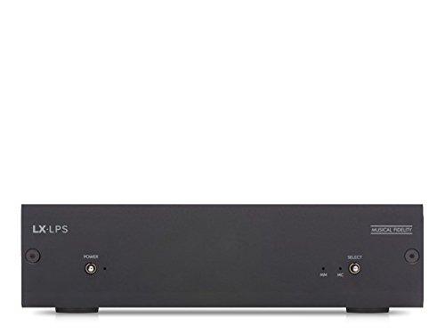 Musical Fidelity LX-LPS Phonovorverstärker MM + MC schwarz