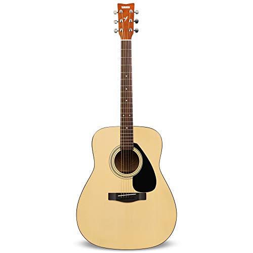 Yamaha F310 Westerngitarre natur – Hochwertige Dreadnought-Akustikgitarre für Erwachsene – 4/4 Gitarre aus Holz