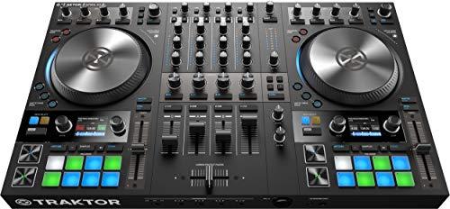 Native Instruments Traktor Kontrol S4 MK3 - DJ-Controller