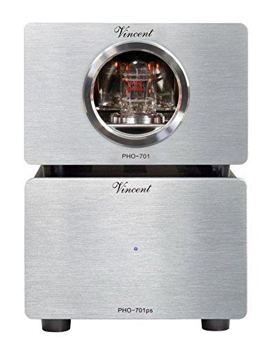 Vincent PHO701 Phono Vorverstärker silber