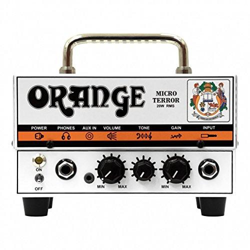 Orange Micro Terror Gitarrenverstärker mit 20 W Röhrenvorverstärker.